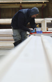 All buildings are handmade to very high standars in our facility in The Vale of Evesham